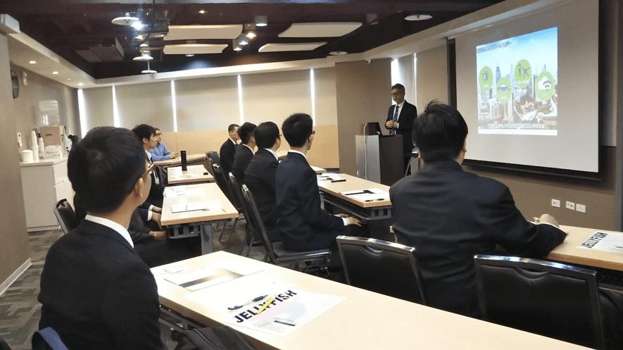 JELLYFISH主催【台北採用面接会レポート】