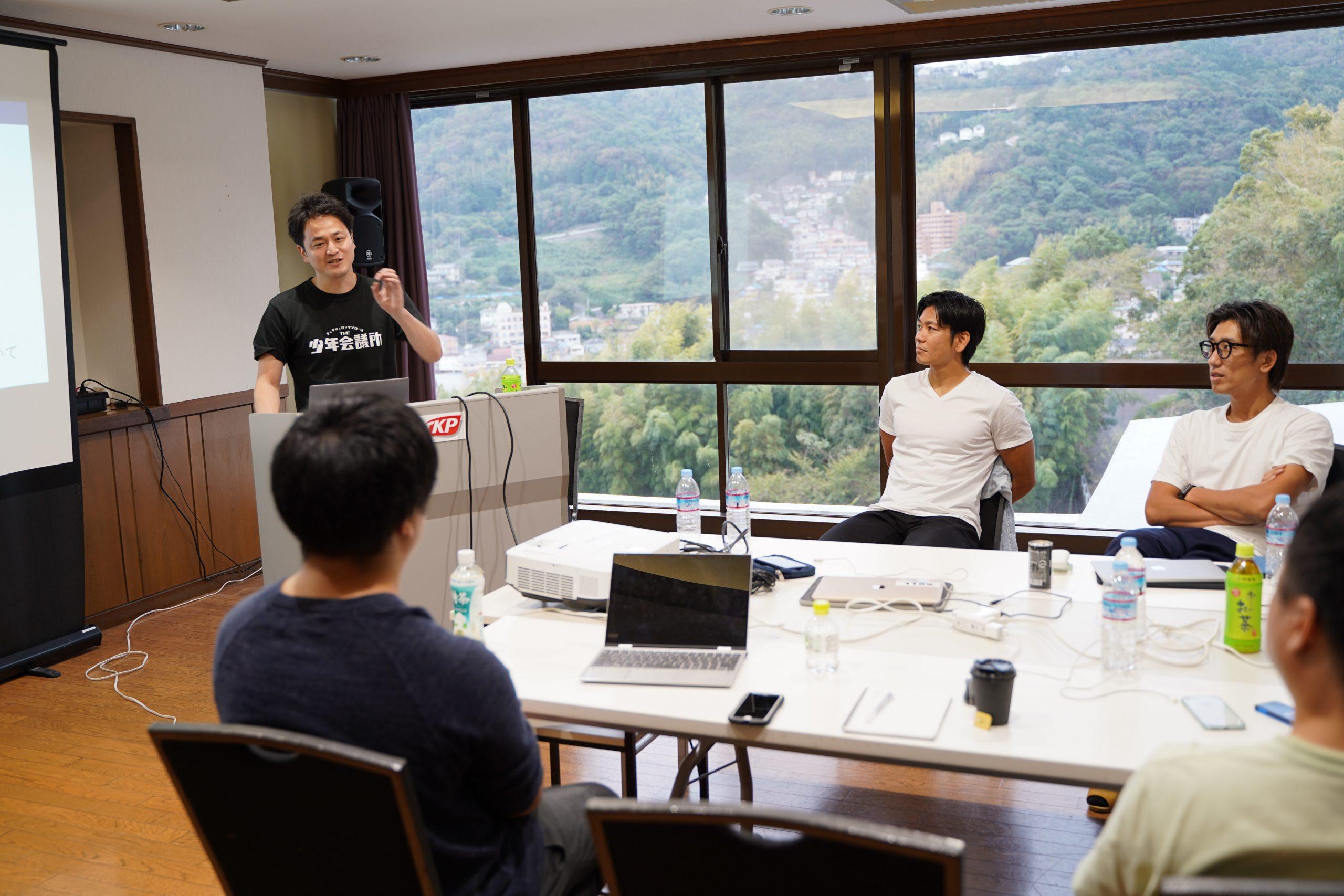 田中社長:この人生で後世にまで残る幸せの連鎖を